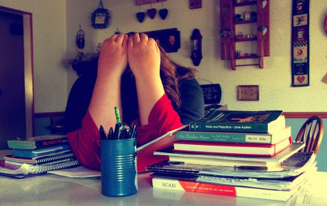School Stress and the Effect It Has on Today's Youth