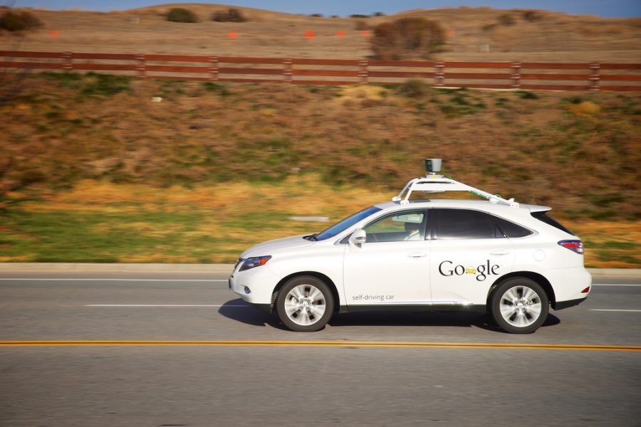Has the Future Arrived with Self-Driving Cars?