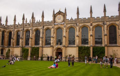 Oxford – A Perfect Mixture of the Past and Future