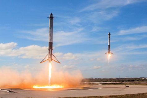 Falcon Heavy and the Future of Space Travel