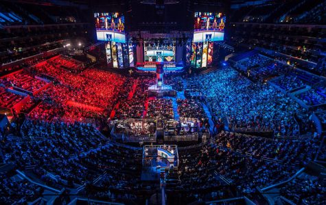 The Rise of League of Legends as an eSport