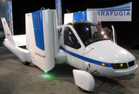 Flying Cars, Are They Going to be the Future?