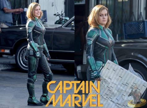 Captain Marvel: Good but not Amazing