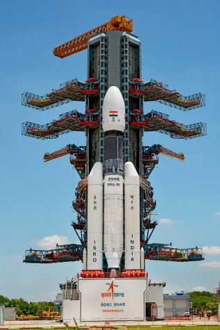 The Chandrayaan 2 before launch
