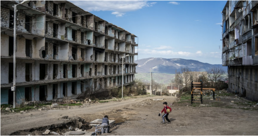 The Unwanted Truth of Nagorno-Karabakh